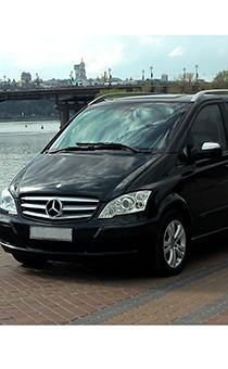 Минивэн такси Темрюк - Сочи